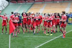 F2 : Beauvais XV RC - Plaisir Rugby Club (38-12) - Photothèque