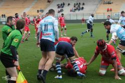 F1 : Beauvais RC - CA Périgueux Dordogne - Photothèque
