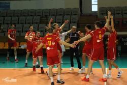 Elite : Bouc Volley - Lyon Volley-Ball - Photothèque